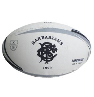 Ballon Supporter Barbarians