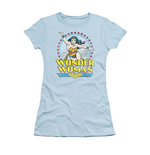 T-shirt Wonder Woman - Star Of Paradise