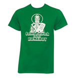 T-shirt St. Patrick Is My Homeboy Funny