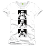 T-shirt Star Wars - Trooper Squares