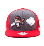 Street Fighter casquette hip hop Snap Back Ryu