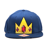 Adventure Time casquette hip hop Snap Back Ice King Crown