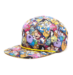 Adventure Time casquette hip hop Snap Back All Over Print