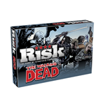 The Walking Dead jeu de plateau Risk *ANGLAIS*