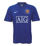 Manchester United Maillot 3rd Nike 08-09 - Kids