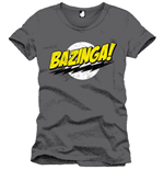 T-shirt The Big Bang Theory Bazinga 109383