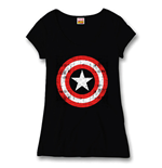 T-shirt Captain America  109780