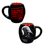 Star Wars mug céramique Darth Vader The Dark Side