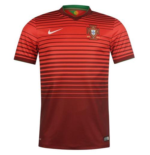 Portugal maillot domicile nike coupe du monde 2014 pour seulement 105 70 sur merchandisingplaza - Maillot coupe du monde 2014 ...