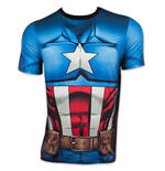 T-shirt Captain America  112072