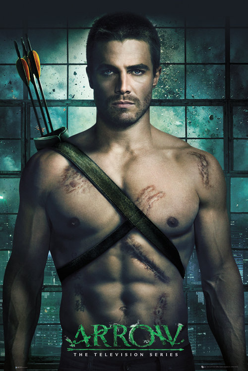 Poster Arrow Pin Up