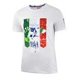 T-shirt Badge Italie Puma 2014-15