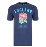 Angleterre rugby T-shirt Uglies Coton 2013-14 (Navy)