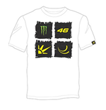 Valentino Rossi Monster Soleil & lune T-shirt 2014