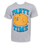 T-shirt Adventure Time Party Time