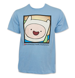 T-shirt Adventure Time Finne Selfie