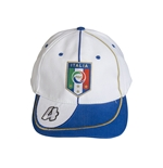 Casquettes de baseball Italie Football 114316
