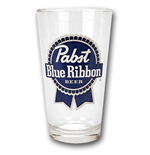 Verre Pabst Blue Ribbon
