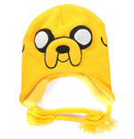 Bonnet Jake Acrylic Adventure Time Jaune