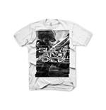 Metal Gear Solid T-shirt Rising Slice & Dice - XL, Gris Clair