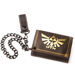 Portefeuille Triple Volet Nintendo Legend of Zelda