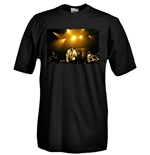 T-shirt col rond manches courtes - Impression flex - the Carlos Candido band