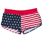 Short de Bain USA Patriotic American Flag (Enfants)