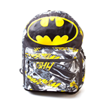 DC COMICS BATMAN Grand Logo à motifs Comics Sac à dos