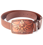 The Legend of Zelda Ceinture - Boucle Platina, XL