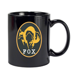 Metal Gear Solid V Ground Zeroes mug FOX
