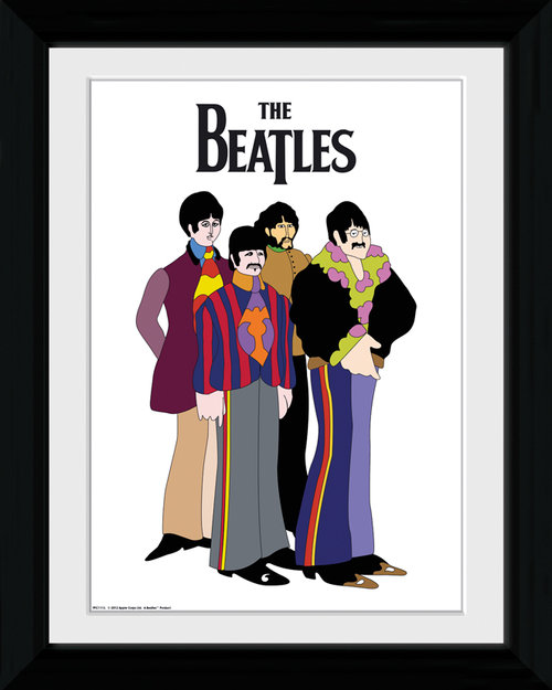 Poster Beatles 115692