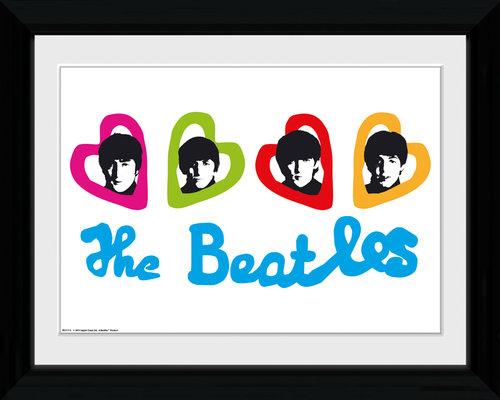 Poster Beatles 115701
