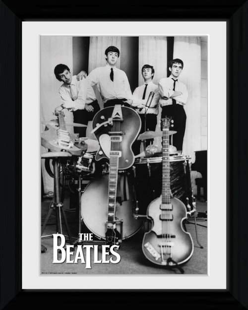Poster Beatles 115704