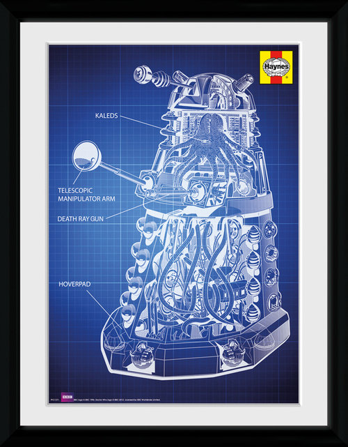 Poster Doctor Who  116041