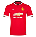 Manchester United FC Maillot Domicile Nike 2014-15