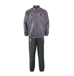 Liverpool FC Veste de Présentation Warrior 2014-15 (Alloy)