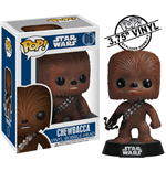 Star Wars POP! Vinyl Bobble Head Chewbacca 10 cm