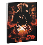 Star Wars pochette porte-documents Darth Vader