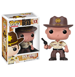 The Walking Dead POP! Vinyl figurine Rick 10 cm