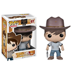 The Walking Dead POP! Vinyl figurine Carl 10 cm