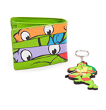 Portefeuille Tortues ninja 117802