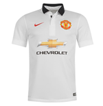 Maillot de Football Manchester United FC Nike Away 2014-2015