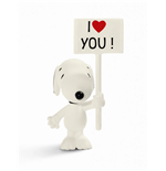 Peanuts figurine I Love You! Snoopy 7 cm