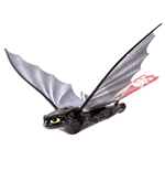Dragons 2 planeur lancer main Racing Toothless 28 cm