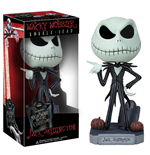 L´étrange Noël de Mr. Jack Wacky Wobbler Bobble Head Jack Skellington 18 cm