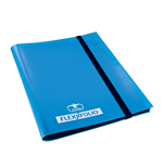 Ultimate Guard album portfolio A4 FlexXfolio Bleu
