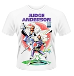 T-shirt 2000AD Judge Anderson -Judge Anderson 2