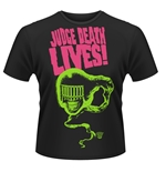 T-shirt 2000AD Judge Death JUDGE DEATH LIVES!