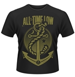 T-shirt All Time Low - Holds It Down