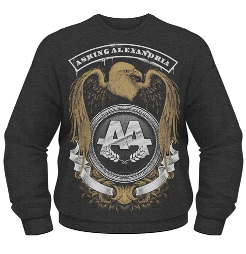 Sweat-shirt Asking Alexandria EAGLE